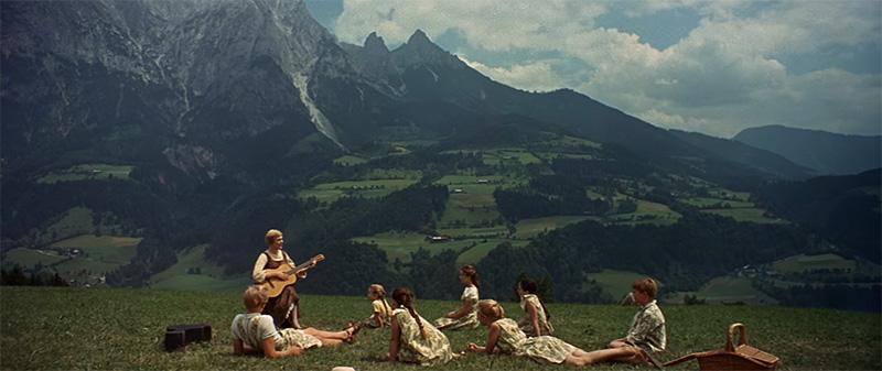 """Scena iz filma """"Moje pjesme, moji snovi"""""""